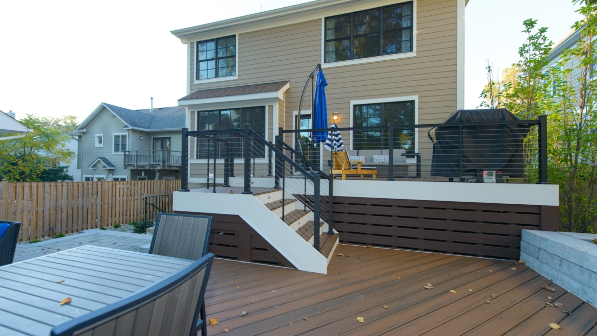 Elements to Consider During Your Northern Virginia Deck Construction