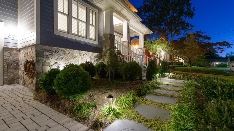 Creative Ways to Use Landscape Lighting