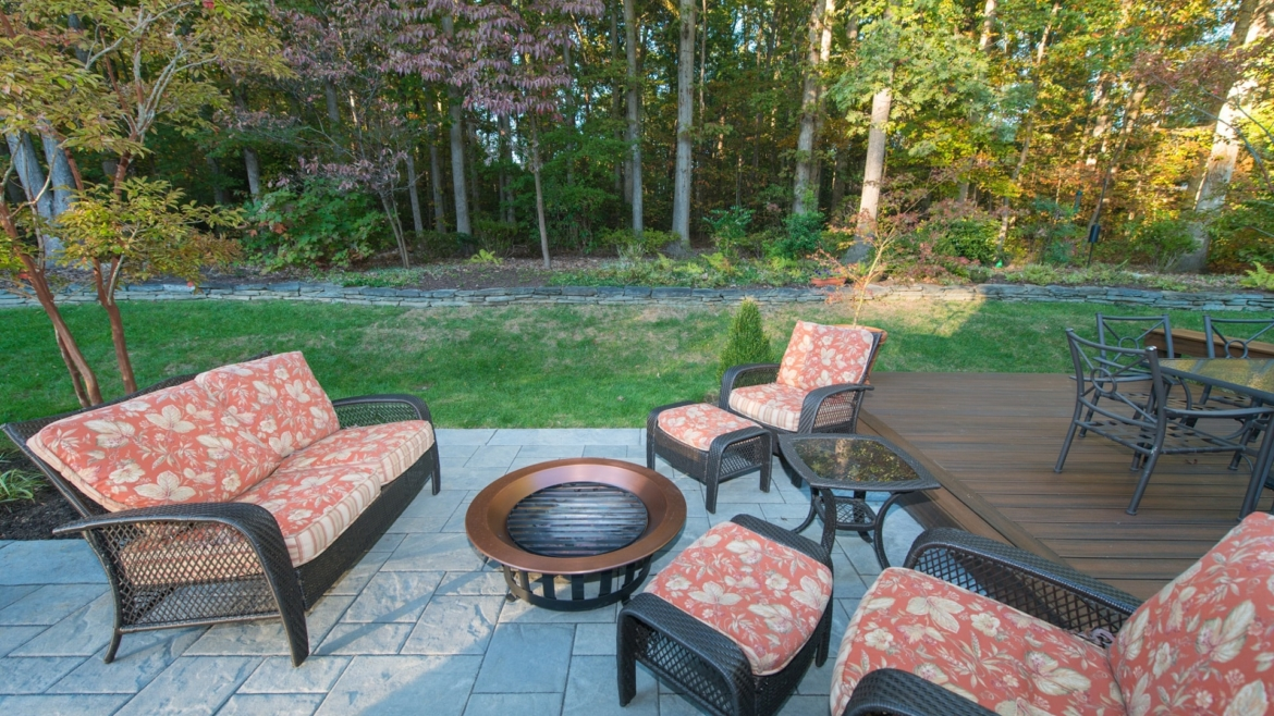 Top Four Fall Landscape Design & Installation Projects