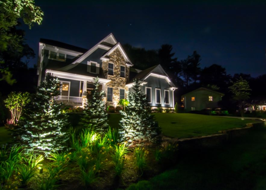 Three Benefits of Installing Landscape Lighting