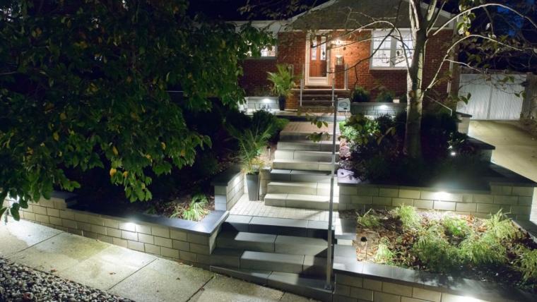 Five Types of Landscape Lighting