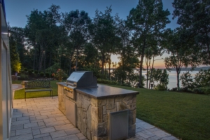outdoor kitchen construction services in Great Falls, VA