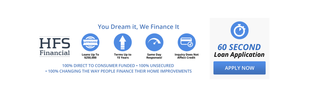 Financing Graphic